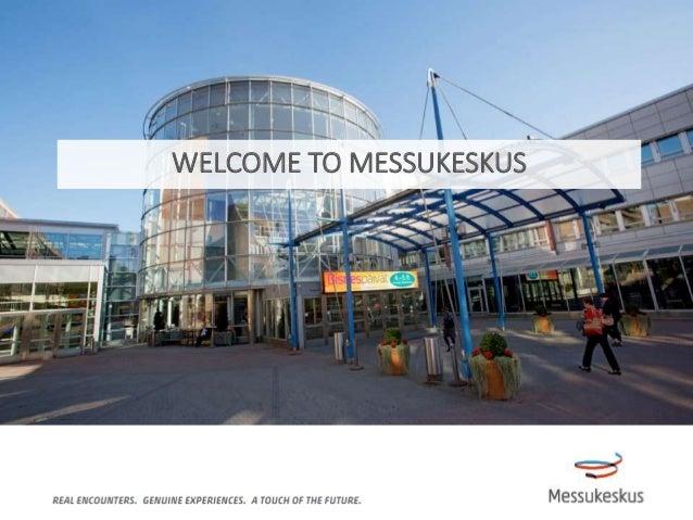 Helsinki Messukeskus