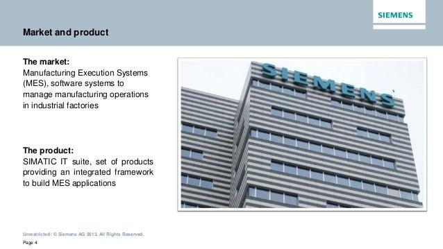 Mes Sw Factory In Siemens As Mes 2014 05 17 Mini