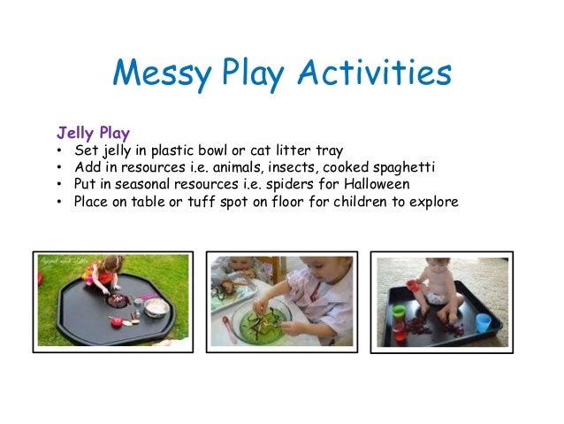 Messy Play Presentation