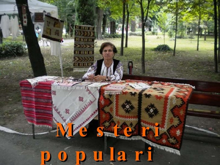 Mesteri populari   Râmnicu Vâlcea  2010
