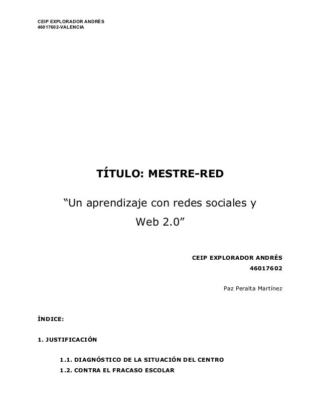 Mestre Red 1