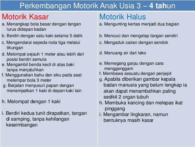Metode Pengembangan Fisik - Modul 1 dan 2