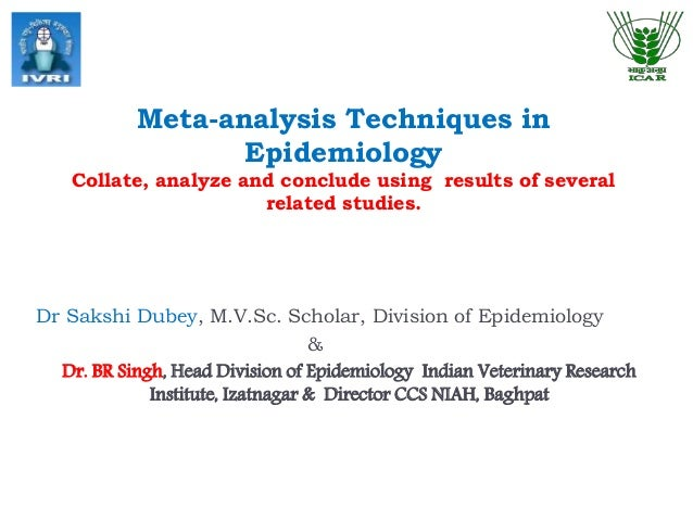statistics used in epidemiology