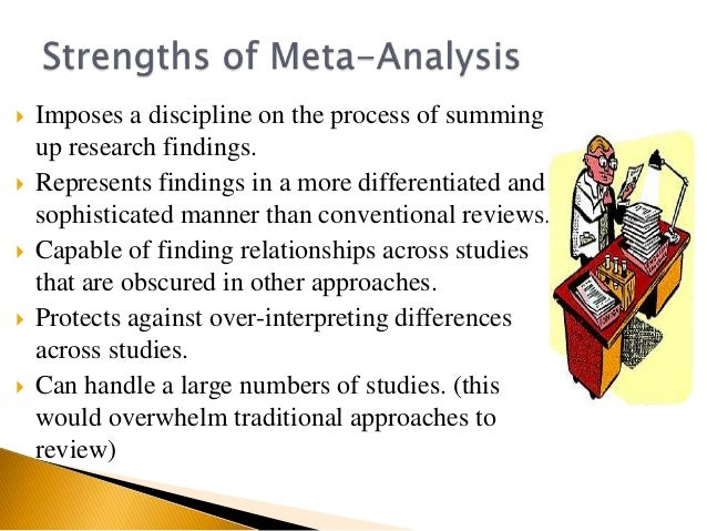 a meta analysis of the relationships between Start studying psychology chapter 2 learn vocabulary, terms, and more with meta-analysis allows researchers to combine the results of several different studies on a similar topic in oder to establish the strength correlational research examines the relationships between variables.