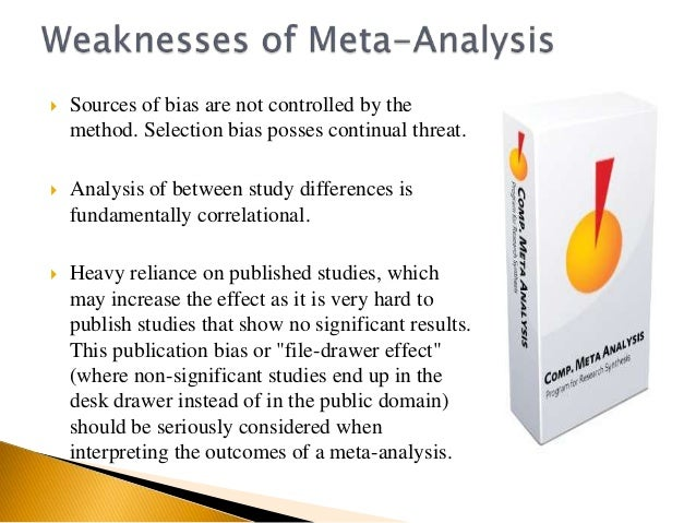 Meta Analysis  Qualitative Research Design