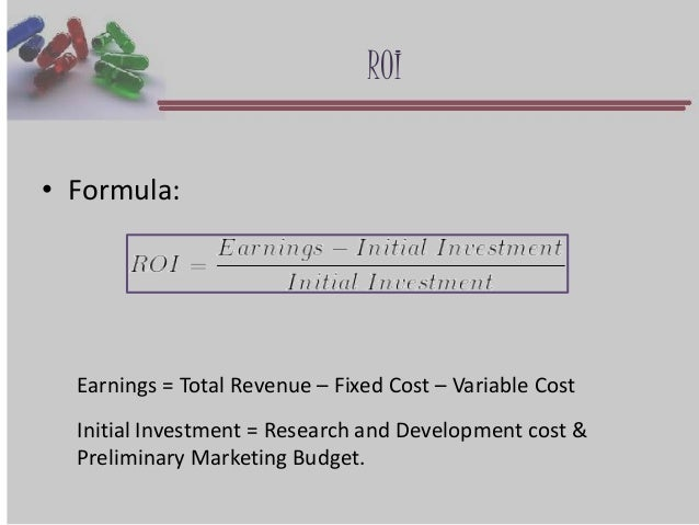 metabical case study roi