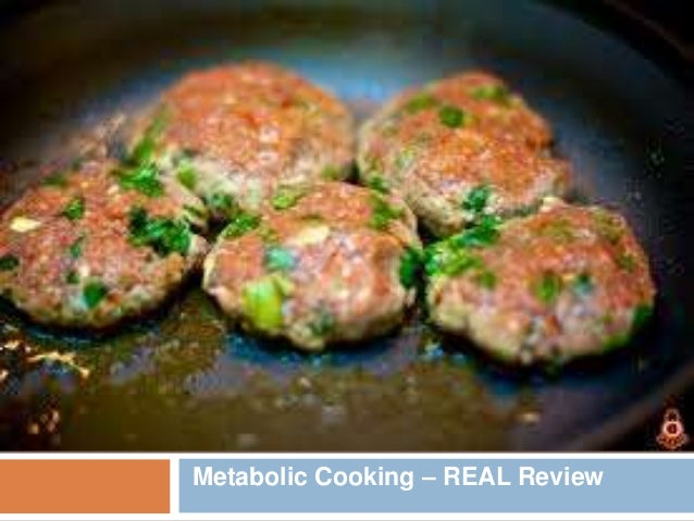 Metabolic Cooking – REAL Review