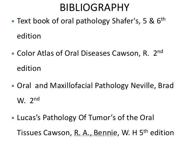 Shafer Oral Pathology Pdf 84