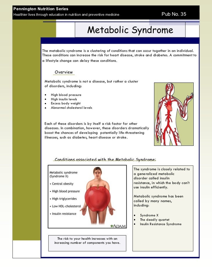 Pennington Nutrition SeriesHealthier lives through education in nutrition and preventive medicine                        P...