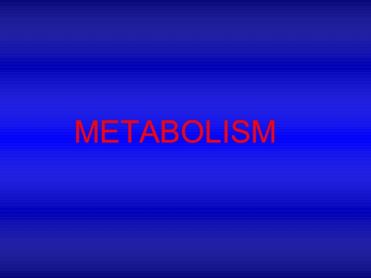 biochemistry metabolism The concepts of conformation and dynamics developed in part i—especially those dealing with the specificity and catalytic power of enzymes, the regulation of their.