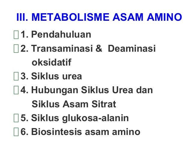 Ppt metabolisme asam amino powerpoint presentation id:5460762.