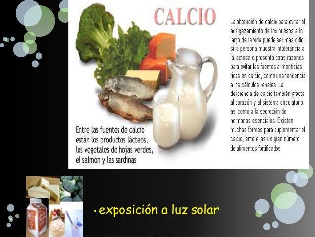 Metabolismo de Ca y vitamina D