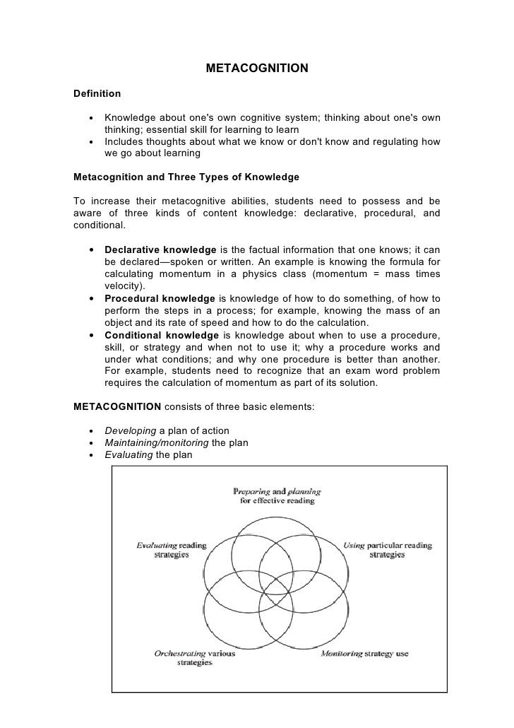 metacognitive essay metacognitive reflection doors to  metacognitive essay examplemetacognitive essay example metacognitive essay essays going into