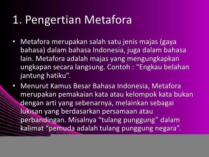 Metafora Dalam Pembelajaran Matematika