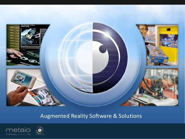 Augmented Reality Software & Solutions