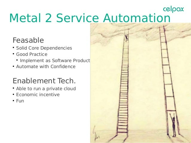 From metal to service 100% automation with Apache CloudStack and Ansible -   Rafael del Valle, Celpax - CloudStack Europea...