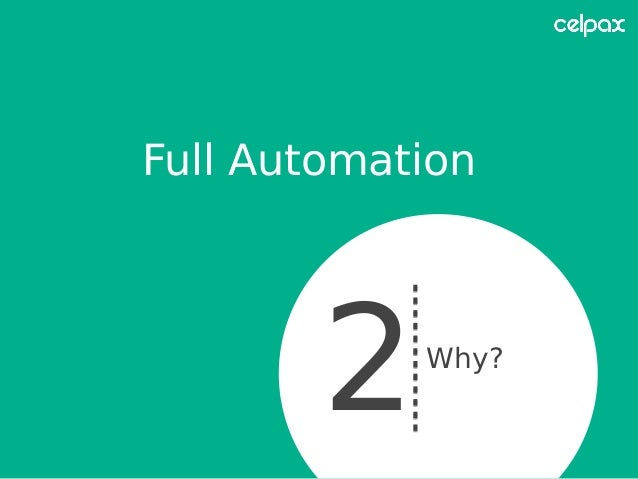 Full Automation 2Why?