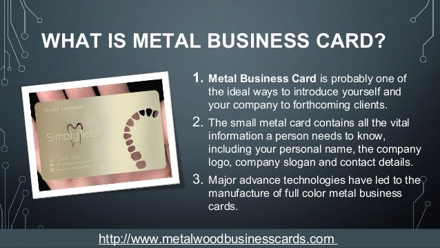 Metal business cards effective brand identity metal business cards effective brandidentity httpmetalwoodbusinesscards 2 reheart Gallery