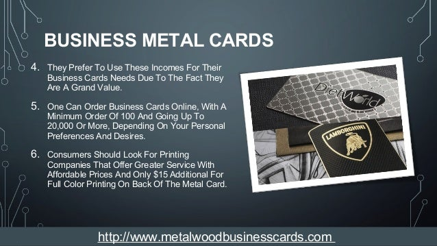 Metal business cards effective brand identity business metal cards reheart Gallery