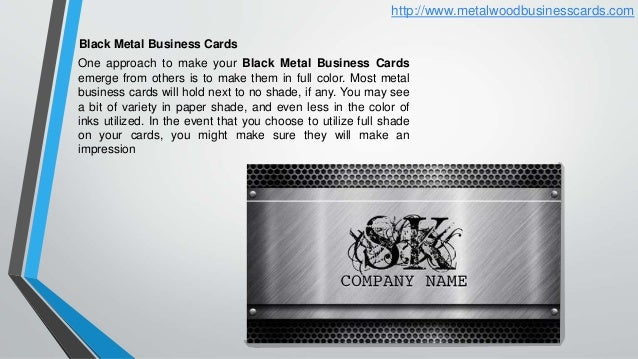 Metal business cards to represent your business metal business cards to represent your business httpmetalwoodbusinesscards 2 reheart Gallery