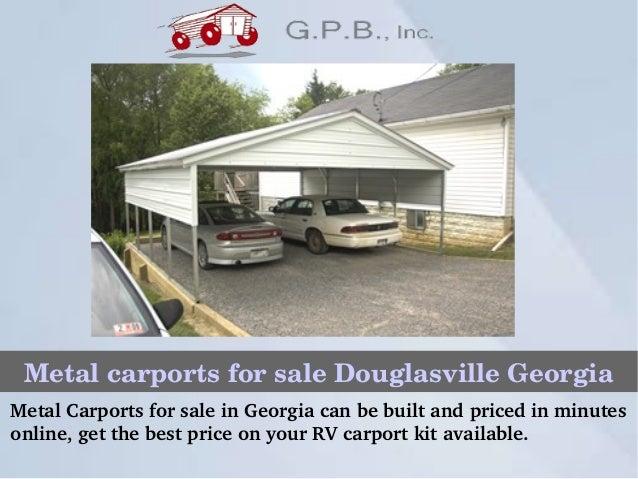 Metal carports for sale Douglasville Georgia