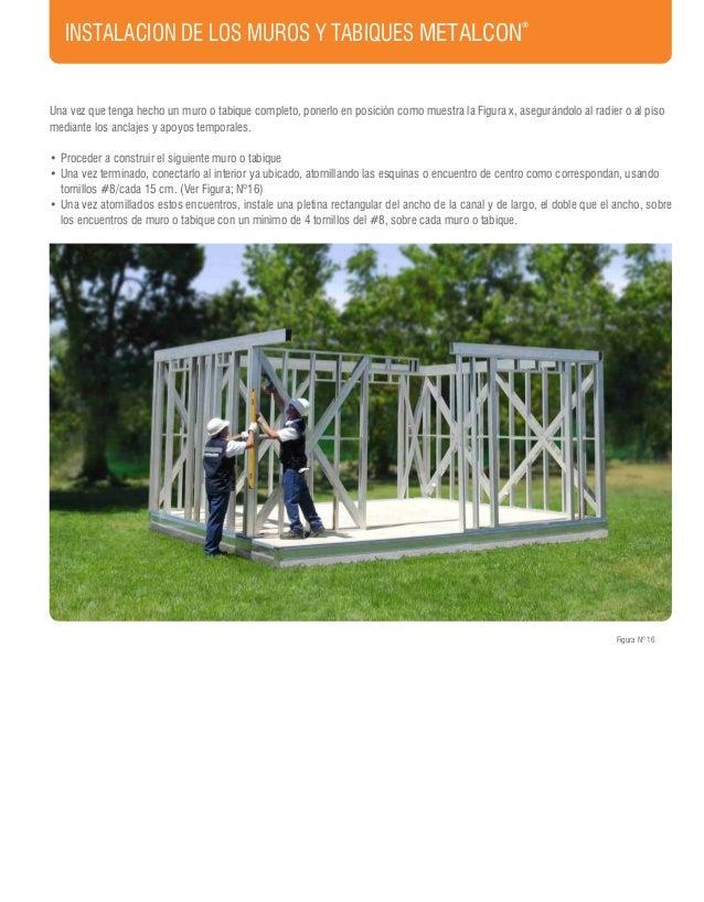 Metalcon Manual De Construccion 120806