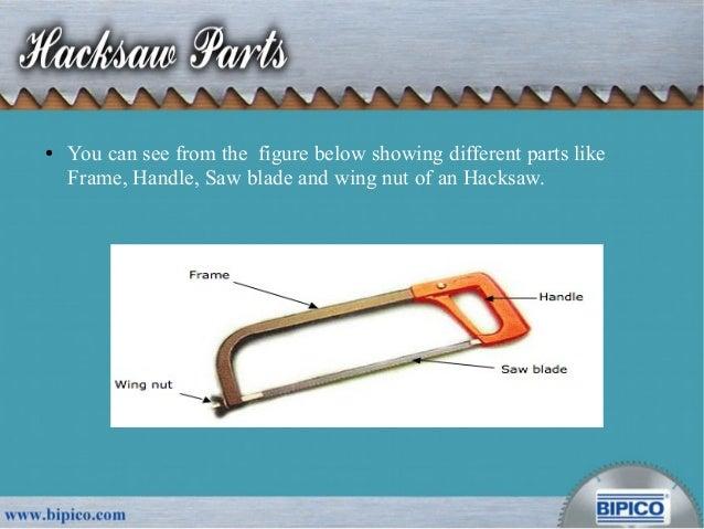 hacksaw wood blade. 3. hacksaw wood blade