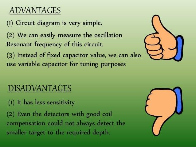 Metal Detector on Simple Electronic Circuit Diagram