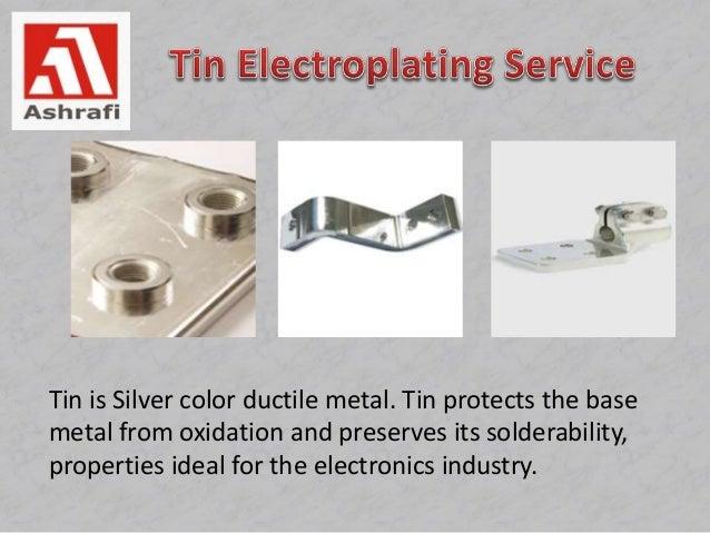 Metal Electroplating Service in UAE : Al Ashrafi Group