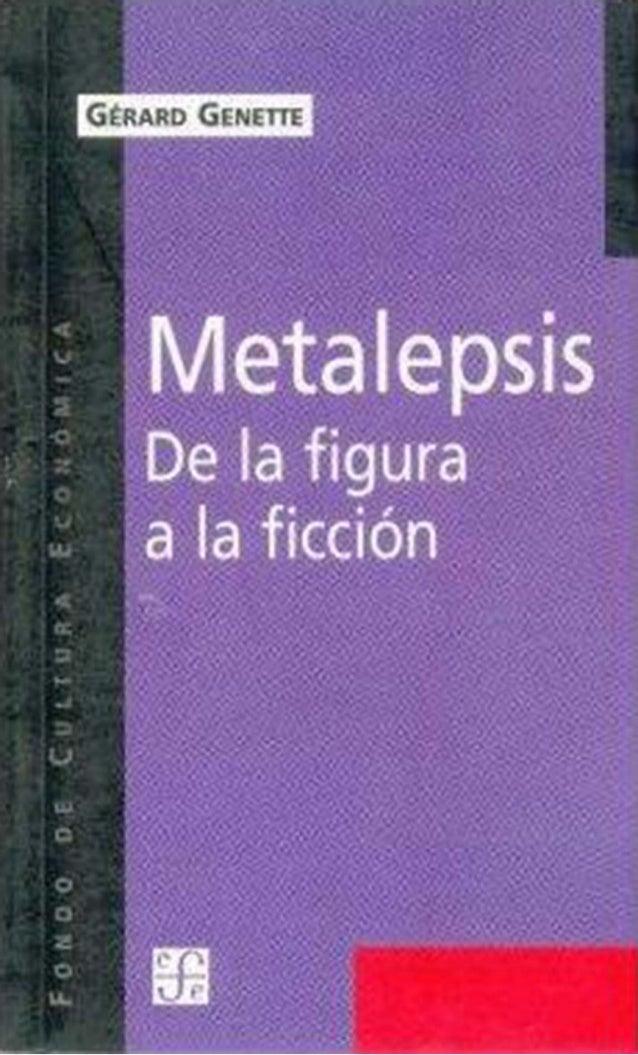 CO LEC C IÓ N POPULAR 650 Metalepsis