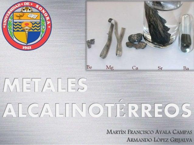 MARTÍN FRANCISCO AYALA CAMPAS ARMANDO LÓPEZ GRIJALVA