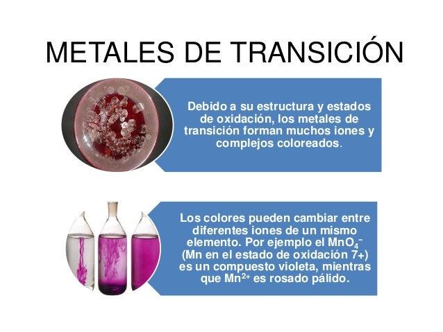 Metales de transiciond metales urtaz Image collections