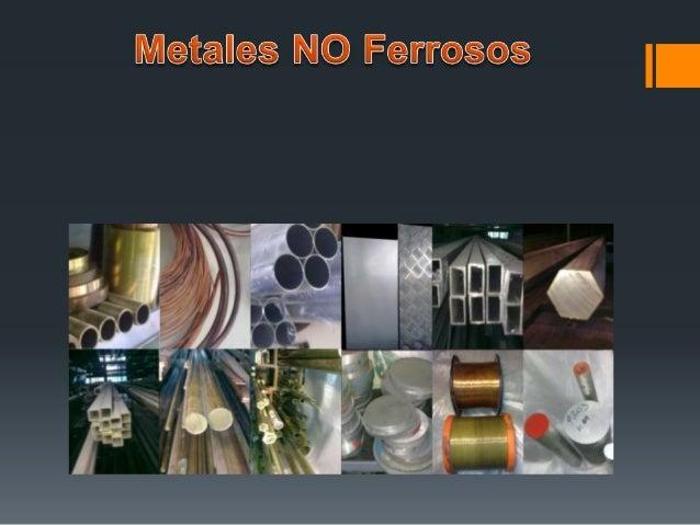 17 - Tabla Periodica Metales No Ferrosos