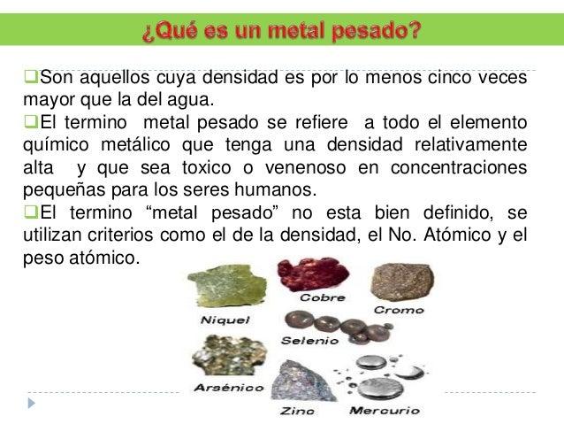 Metales pesados josecito bravo 3 urtaz Image collections