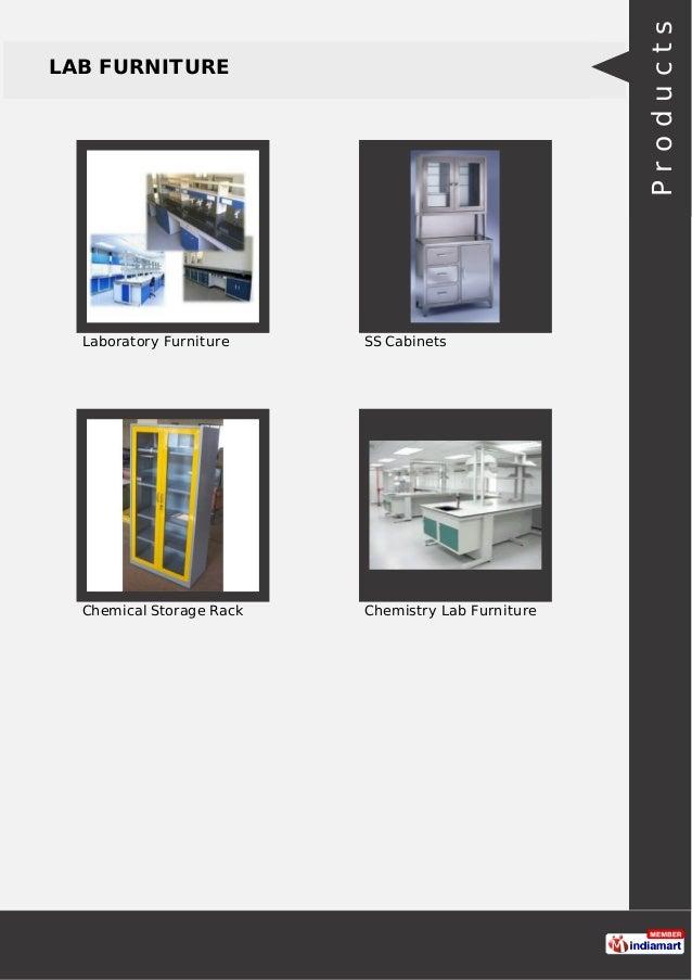 Fabtech India, India, Navi Mumbai, Industrial Furniture Slide 3