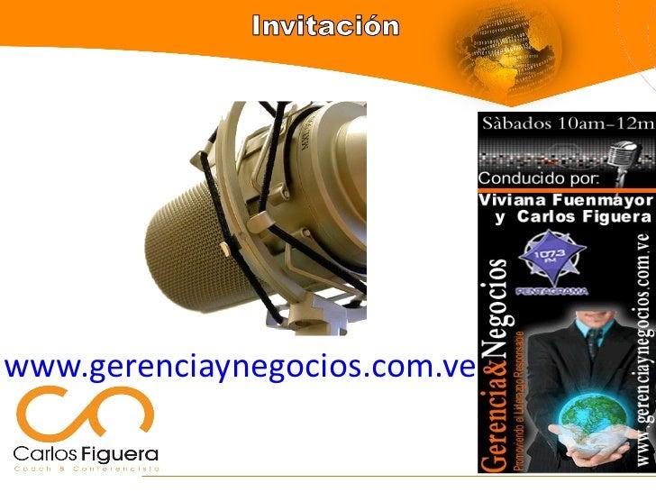 <ul><li>www.gerenciaynegocios.com.ve </li></ul>