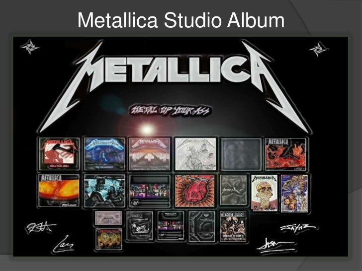 metallica biography and songs