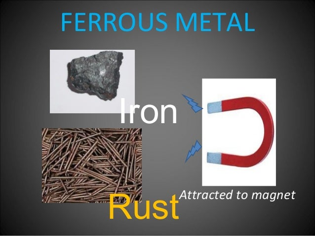 how to make a non ferrous magnet
