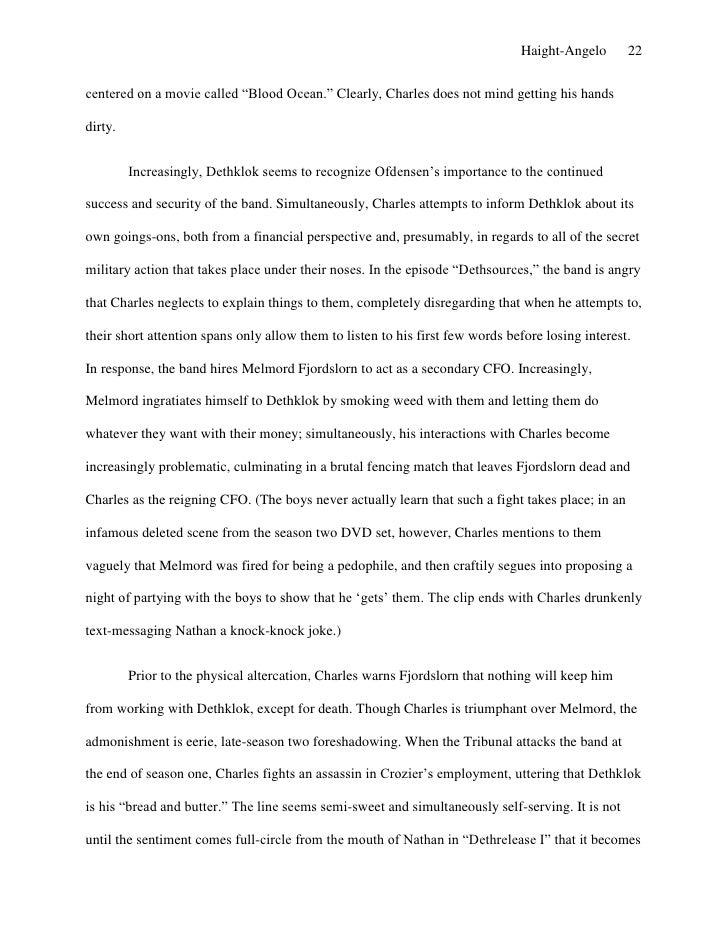 metalocalypse paper  22