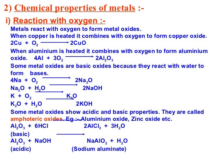 Nitrogen Oxides Physical Properties