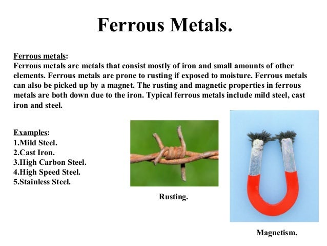 basic structures of ferrous metals Principles of heat treatment of steel changing the internal structure of a ferrous metal is accomplished by heating it to a temperature above its upper critical point, holding it at that temperature for a time sufficient to permit certain internal changes to occur, and then cooling to atmospheric.