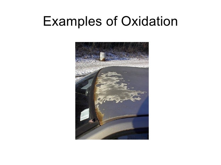 Metals Non Metals And Oxidation