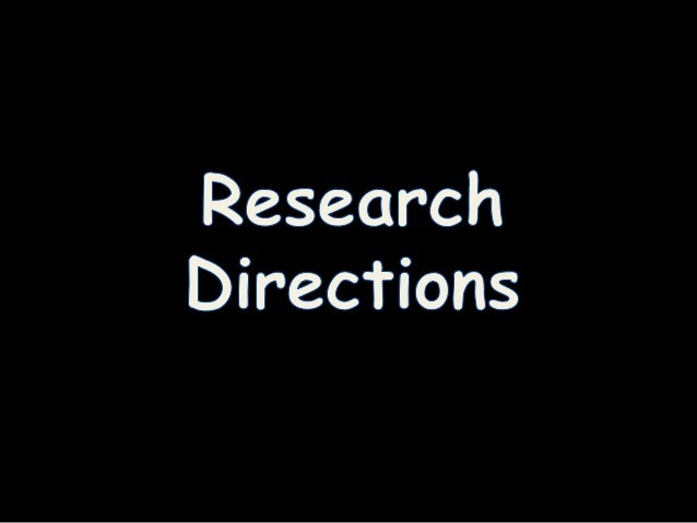 #3 Research Direction  (solution)  • Solution for building metamorphic DSL  – Bi-directional transformations for moving fr...