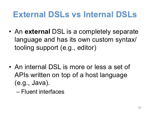 Metamorphic Domain-Specific Languages