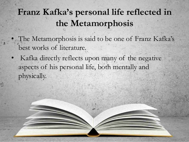 an analysis of the different aspects of the novel the metamorphosis by franz kafka Aspects of metamorphosis: fictional representations of the franz kafka, dh lawrence choose the literal metamorphosis one can hope that asker's book will.