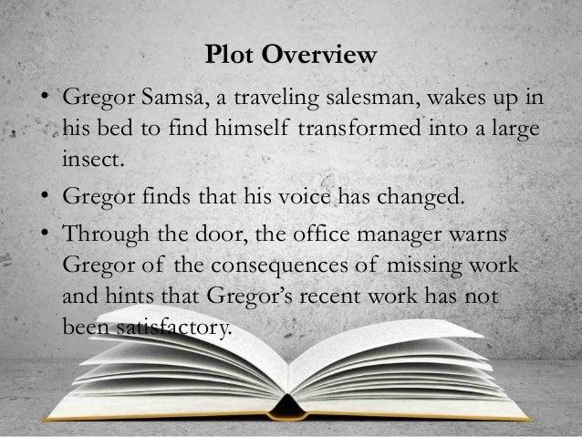 character analysis of gregor in the metamorphosis