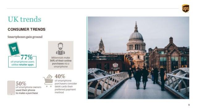UK trends 9 CONSUMER TRENDS