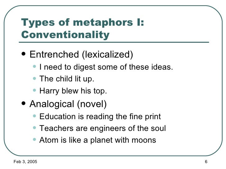 Metaphors In Education 2