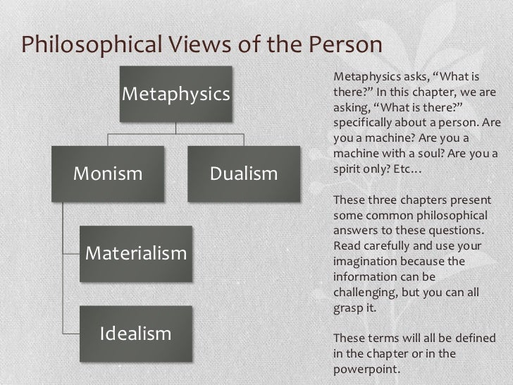 kretchmars five types of dualism Clear examples and definition of dualism examples of dualism dualism can refer to any philosophy that believes in two but two of what there are countless forms of dualism in different.