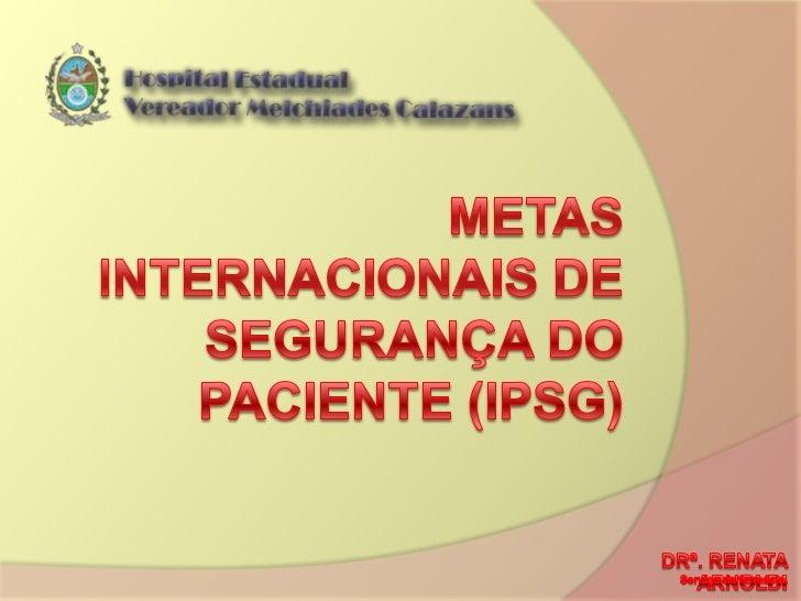 http://www.ismp-brasil.org/Lista de medicamentos potencialmente perigosos.